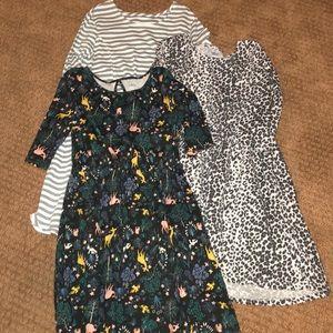 3 girls dresses